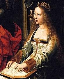 Isabel I de Castella.
