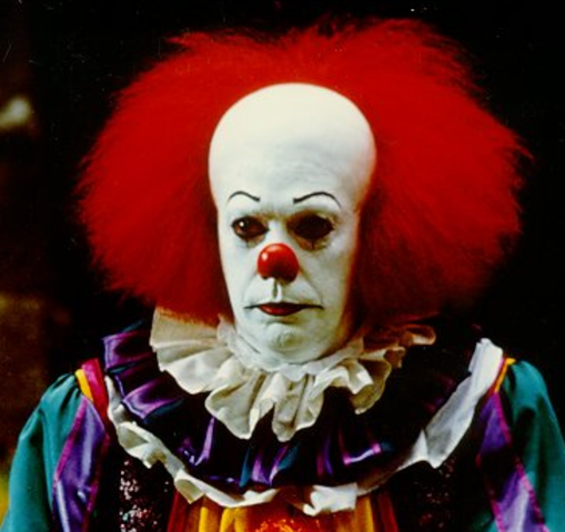 The clown killed my dad