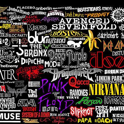evolucion del pop rock timeline