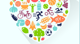 Estilos de vida saludable  timeline