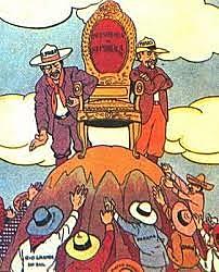 REPÚBLICA OLIGÁRQUICA - 1894 - PRUDENTE DE MORAIS