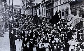 A GREVE GERAL DE 1917