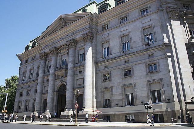 Se inauguró el Banco de la Nación Argentina