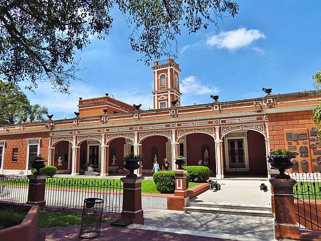 Se inauguró el Museo Histórico Nacional