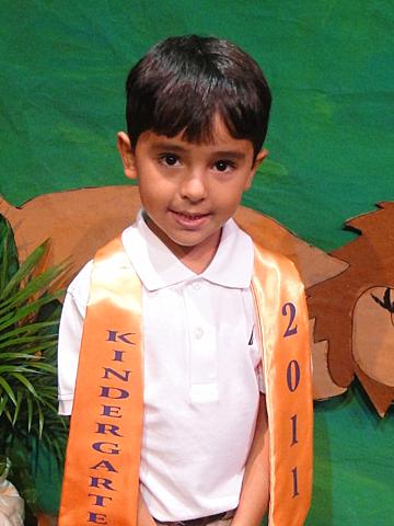 Graduación de Kindergarten