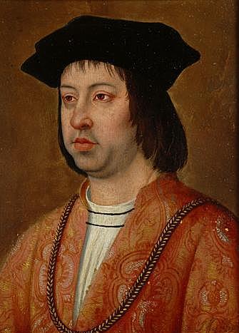 Casament Ferran amb hereva de Navarra