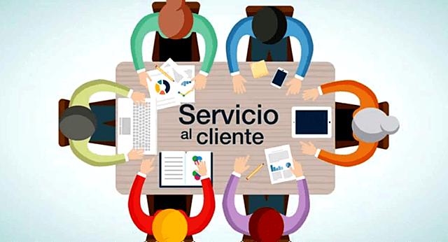 Servicio al cliente como Pilar