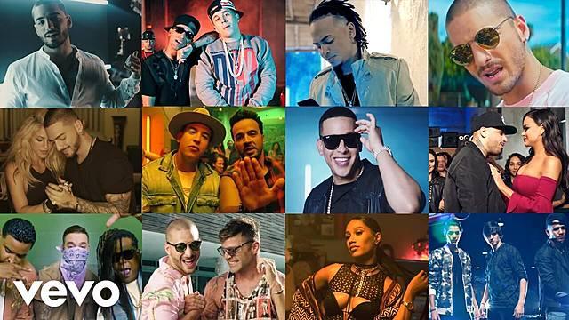 el reggaeton de los 2010