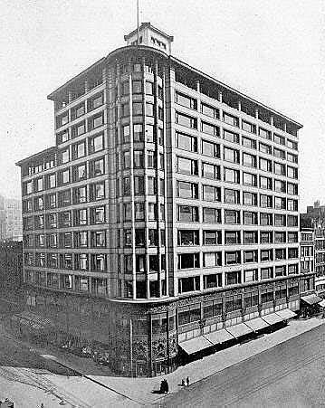 Edifici magatzems Carson