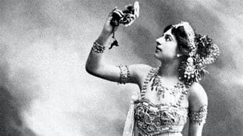 Mata Hari's death