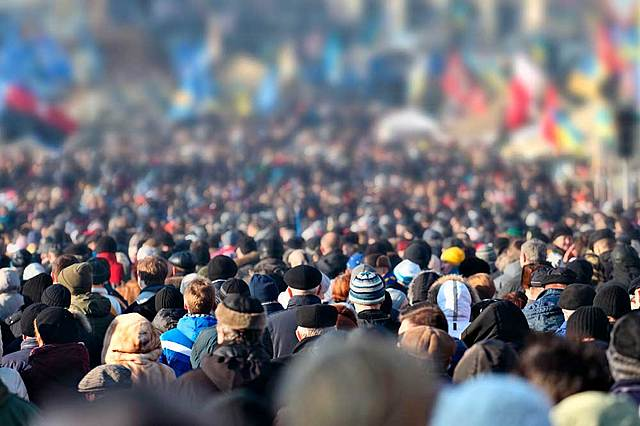 A humanidade chega a 7 bilhões de pessoas