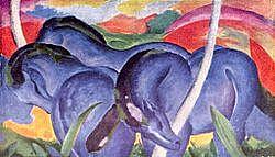 Der Blaue Reiter (El Genet Blau)