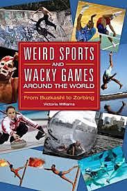 Acquiring our weird sport