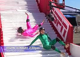 Slippery Stairs Junior Tour Begins