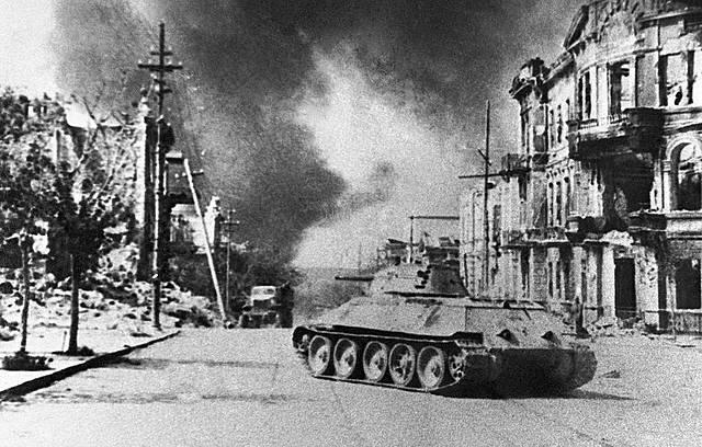 Кировоградская наступательная операция