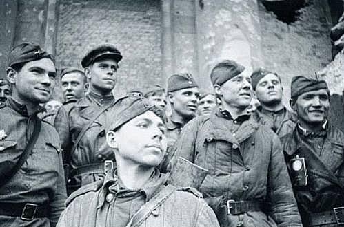 Берлинская операция советских войск