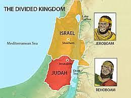 Jereboam Vs. Reheboam