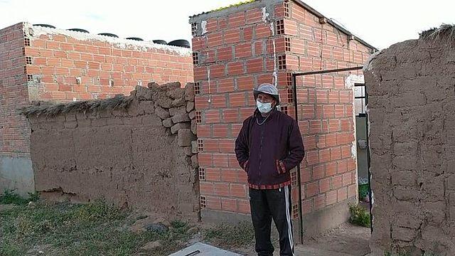 """""""Nunca pensé que iba a pasar esto"""", dice el hijo del fallecido en Patacamaya por Covid-19"""
