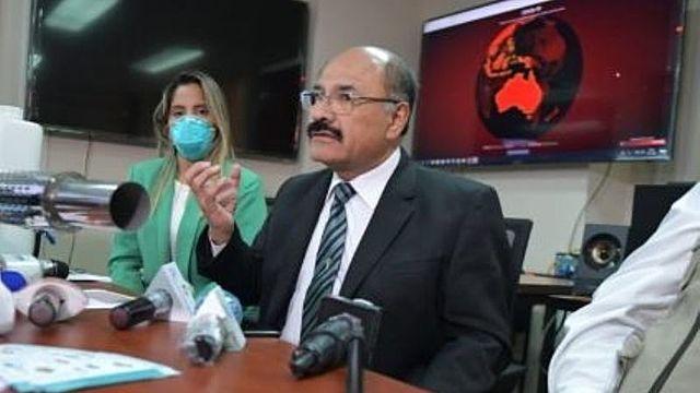 Covid-19: Cruz confirma 9 casos nuevos; 132 en toda Bolivia