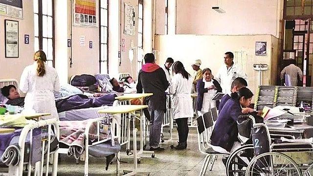 Bolivia tiene 190 intensivistas y 430 UTI, 38% de lo mínimo requerido