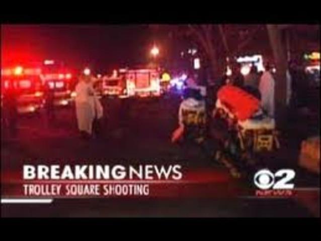 A gunman opens fire in a mall in Salt Lake City
