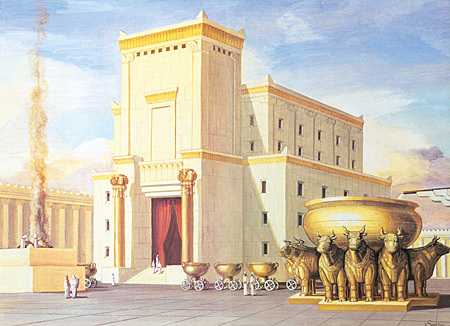 Finishing of the Temple of the Lord