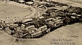 Giebelstadt AAB, West Germany timeline