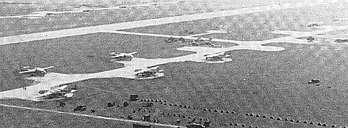 1935 - Fliegerhorst Giebelstadt