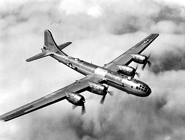SAC 492d Bombardment Squadron (Very Heavy) B-29 Superfortress operations