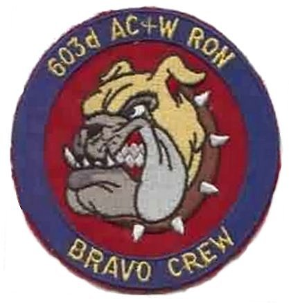 603rd AC&W Squadron moved