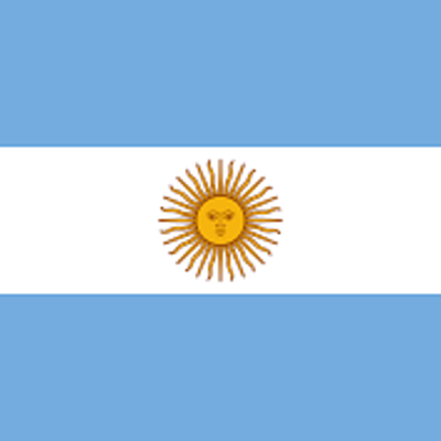 Presidencias de Argentina timeline