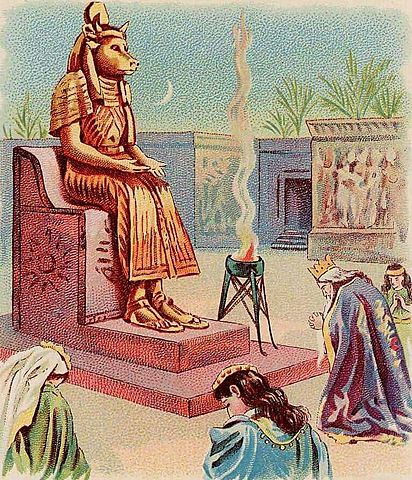 Solomon turns to other gods