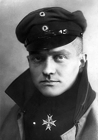 The Red Baron's Death