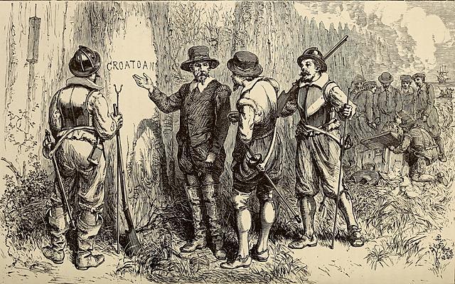 Settlement Attempts at Roanoke