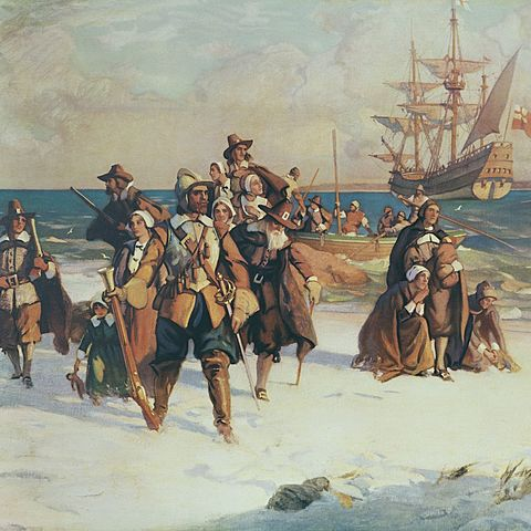 Mayflower Expedition