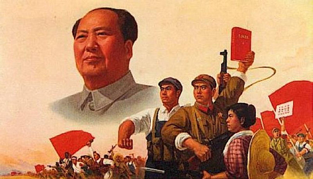 Fondazione della Repubblica Popolare Cinese (che esiste ancora adesso)