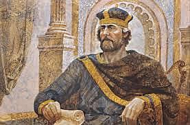 David is made King over Judah