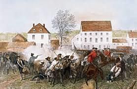 The First Battles