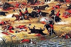 Segunda batalla de Cepeda