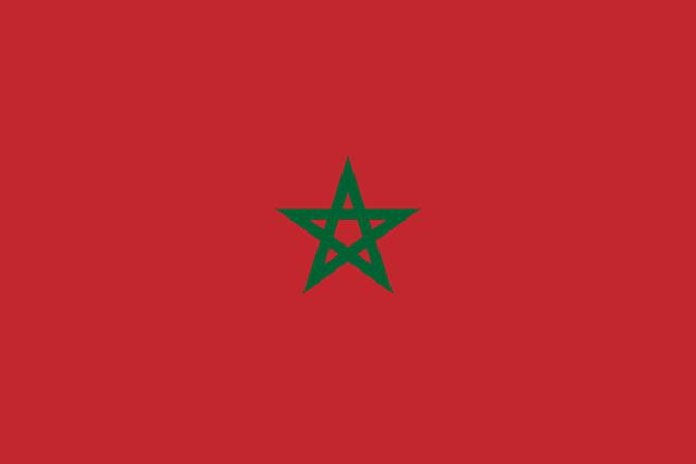 Marokoko Estatua