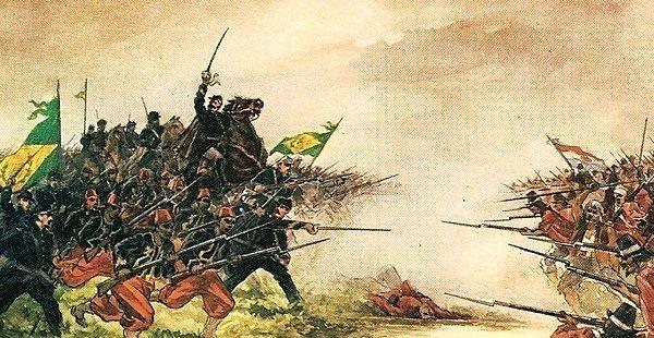 Guerra del Paraguay o Triple Alianza