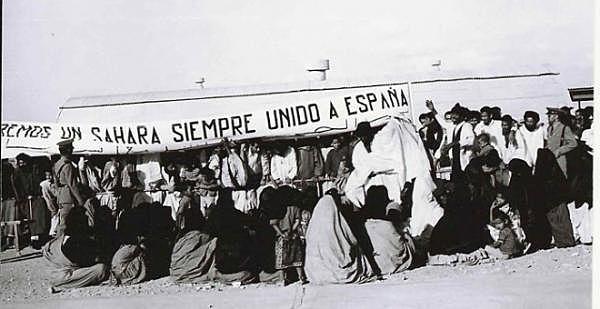 Maroko eta Sahara Espainiarraren inbasioa