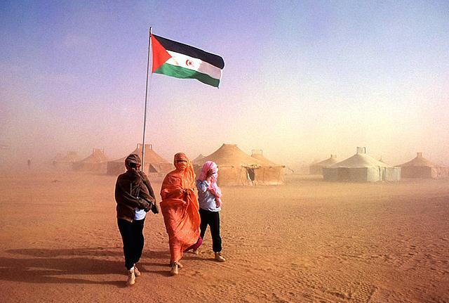 Saharako Errepublika Arabiar Demokratikoaren (SEAD) independentziaren aldarrikapena