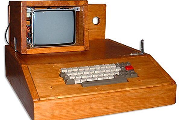 El primer Apple (Apple I)