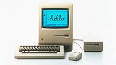 Macintosh 128k (System 1.1)