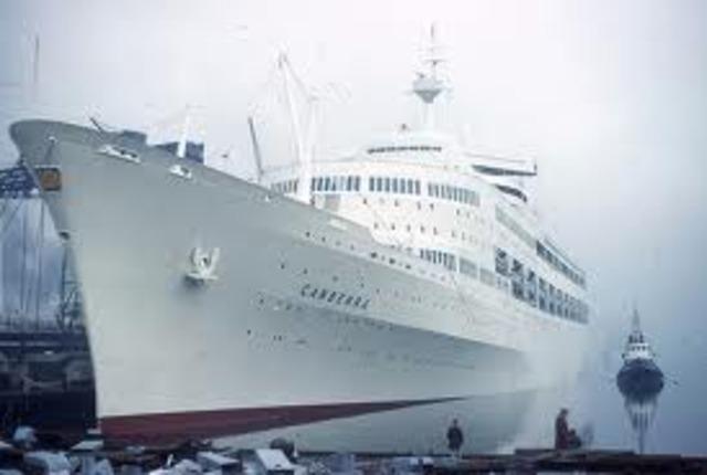 SS Nomadic returns to Belfast