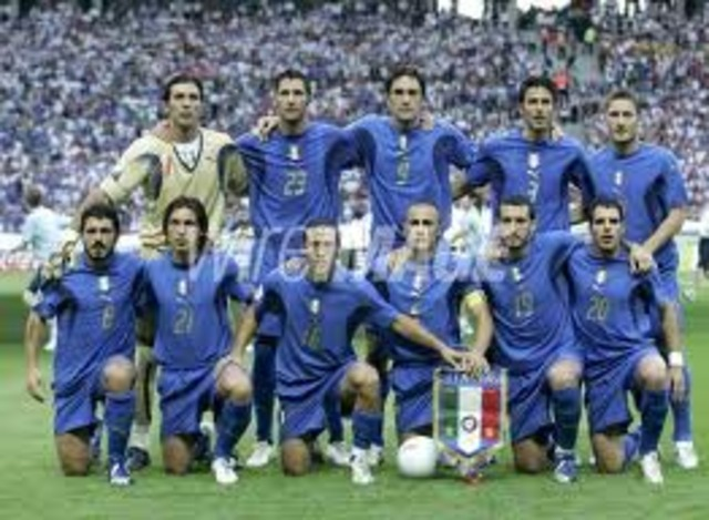 Italy wins their fourth FIFA title