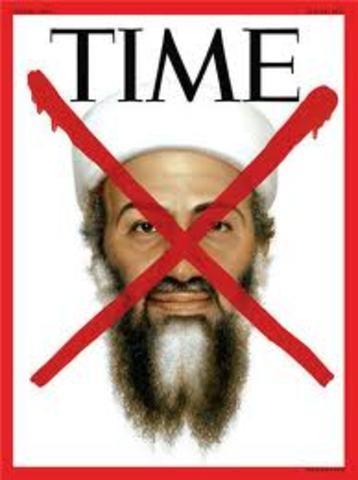 Osama Bin Laden is pronounced dead