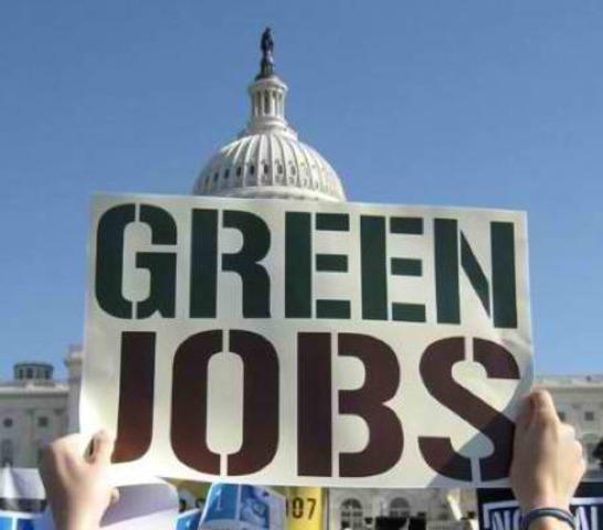 Region has Fastest Green Job Growth in CA