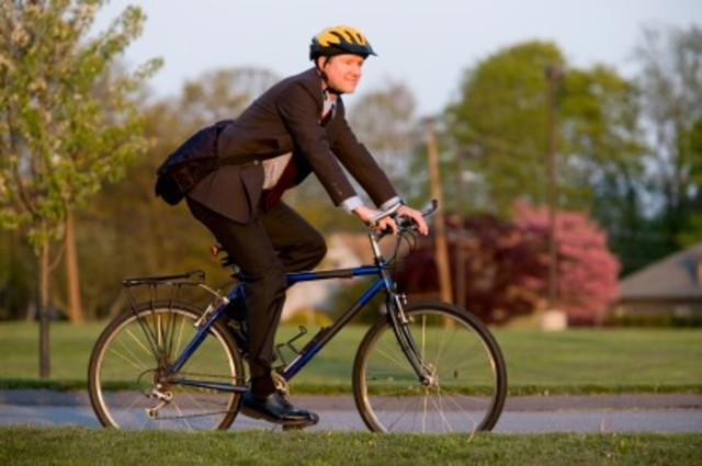 Sacramento Ranked 4th for Bicycle Commuting